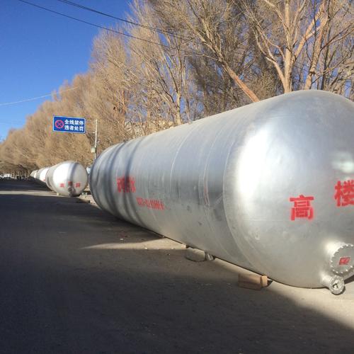 发往青海500T无塔供水设备