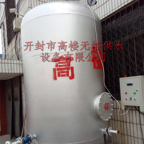 无塔供水设备压力表介绍